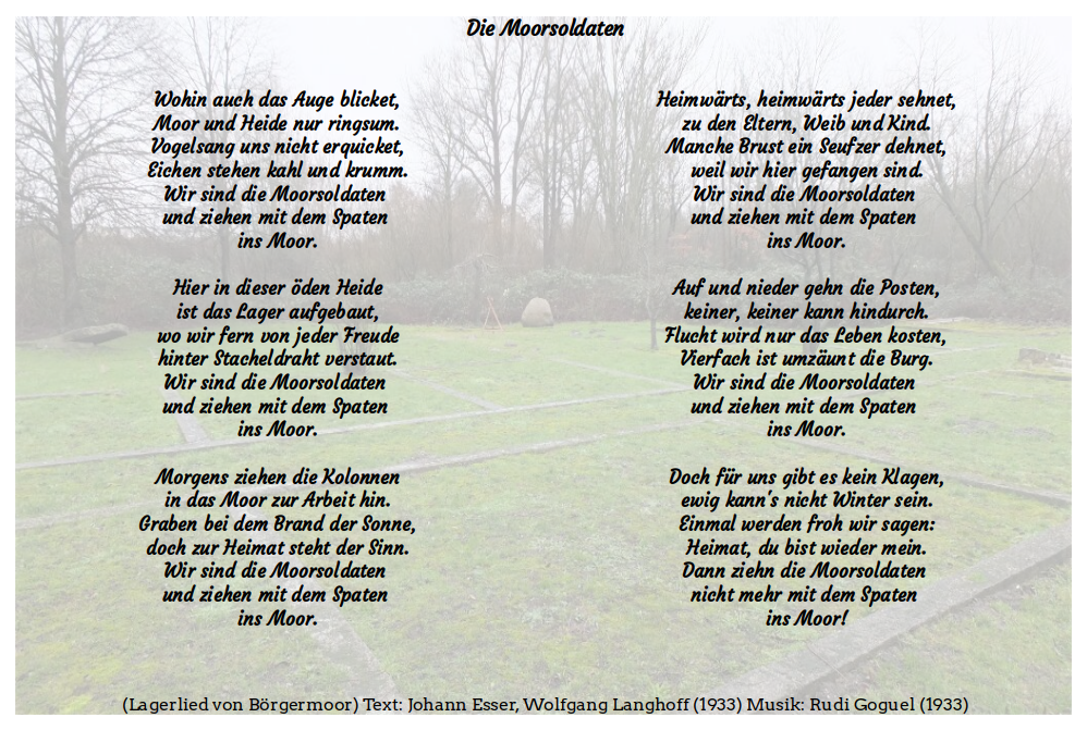 Lied der Moorsoldaten